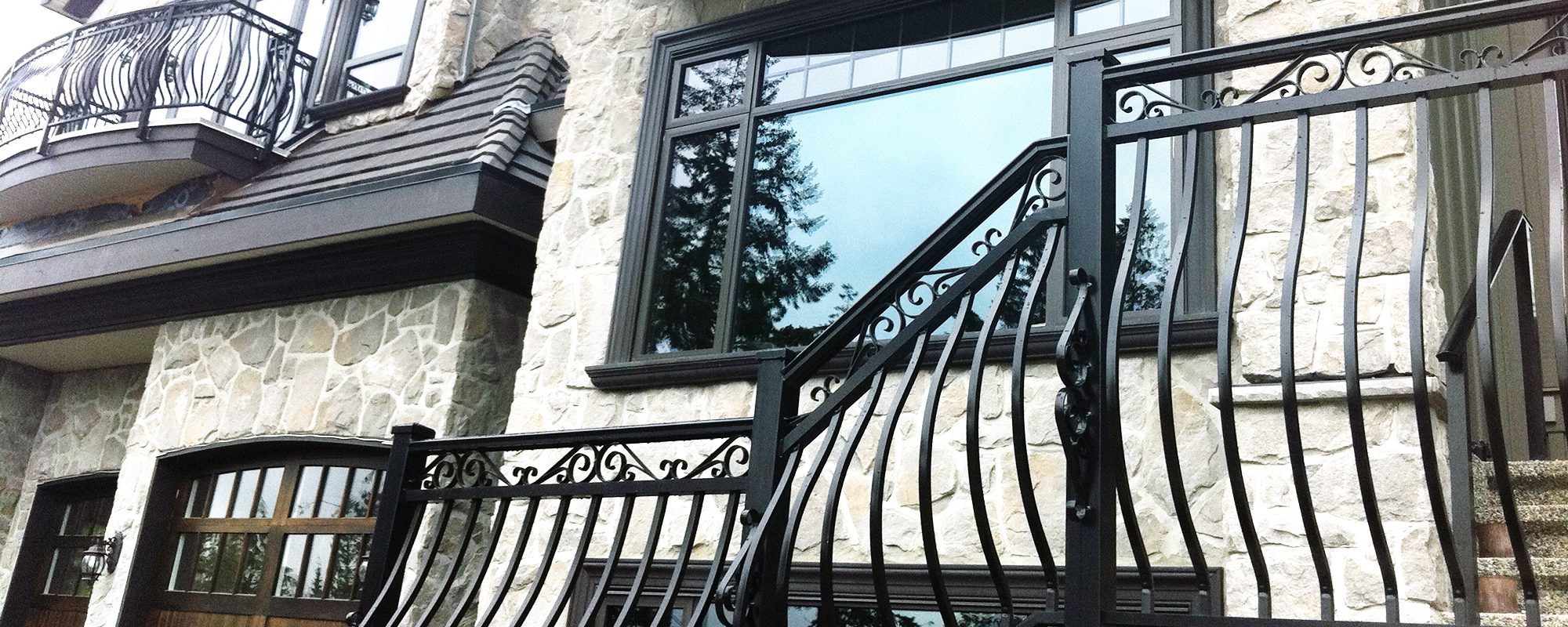 ABC Aluminum & Patio Covers | Railings